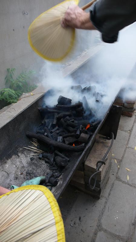 starting a good fire