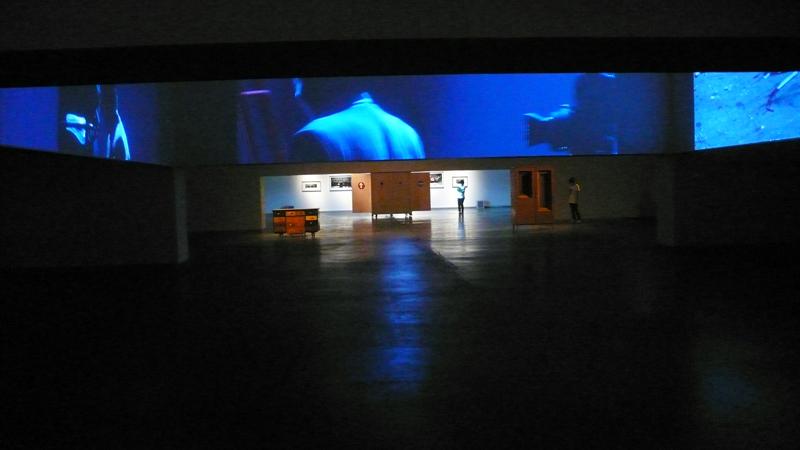798 Arts District - Ullens Gallery