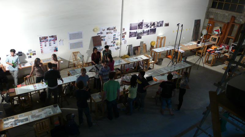 work exhibit