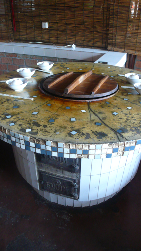 hot pot restaurant
