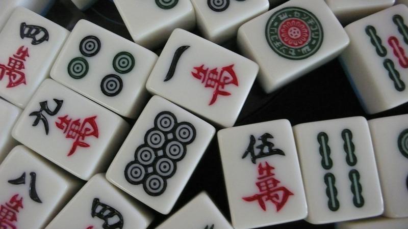 Mahjong game