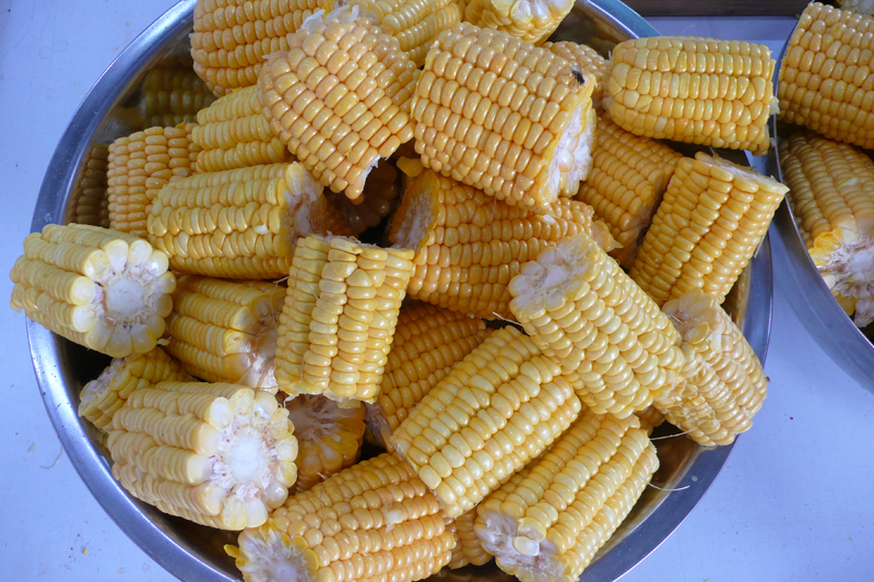 corn for the boil