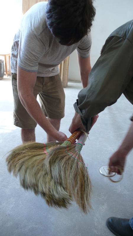 extending the broom