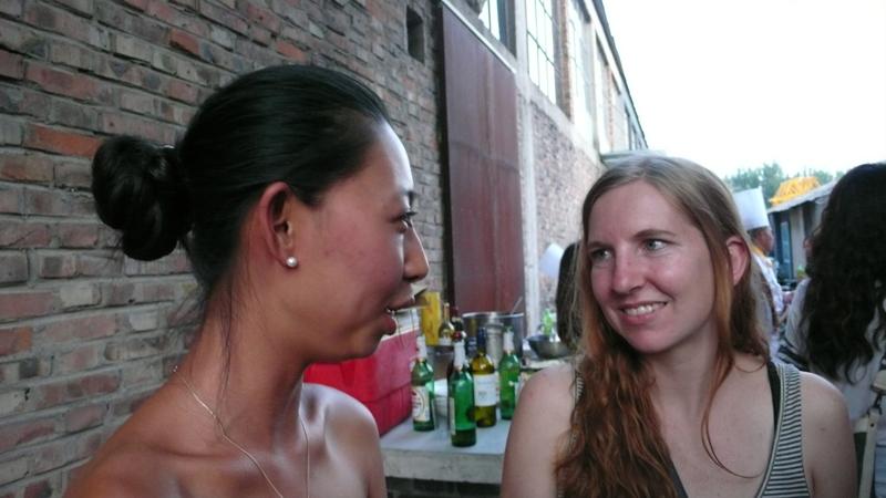 Lu Chen and Kayla