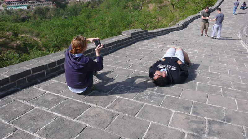On the great wall 2