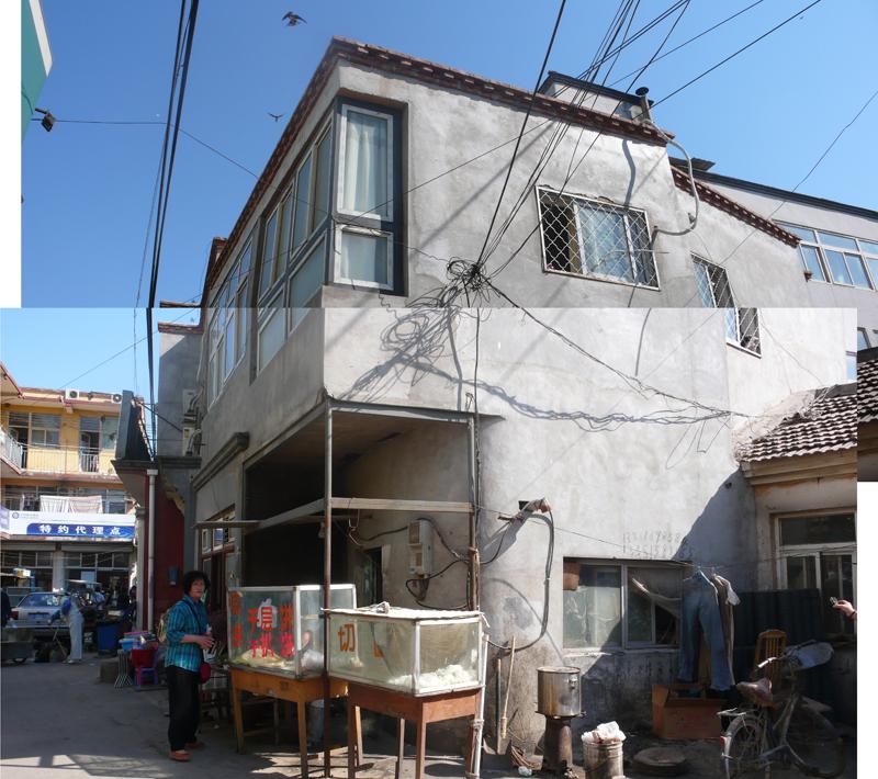 village architecture